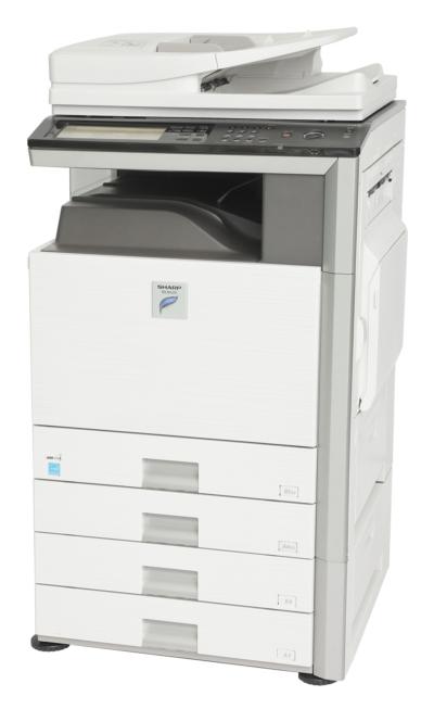 Type④ デジタルモノクロ複合機(中速機)